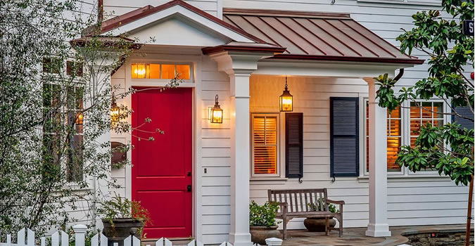 Exterior High Quality Painting Dallas Door painting in Dallas